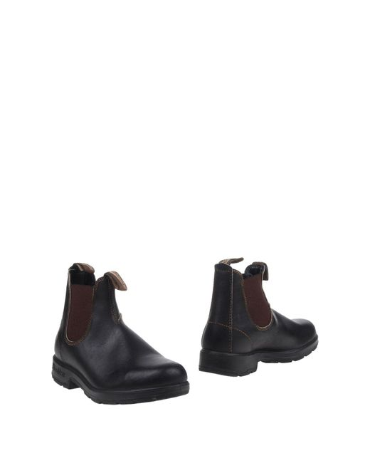 Blundstone - Black Ankle Boots for Men - Lyst