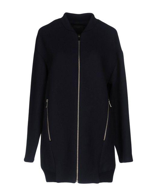 Pinko - Blue Jacket - Lyst