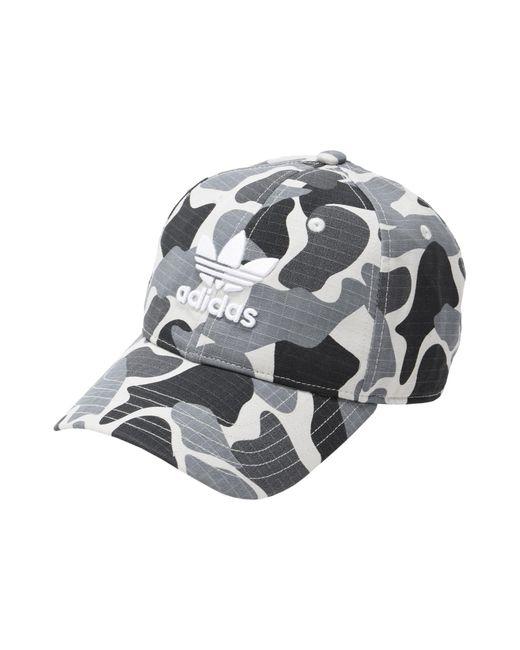 Adidas Originals - Gray Hat - Lyst