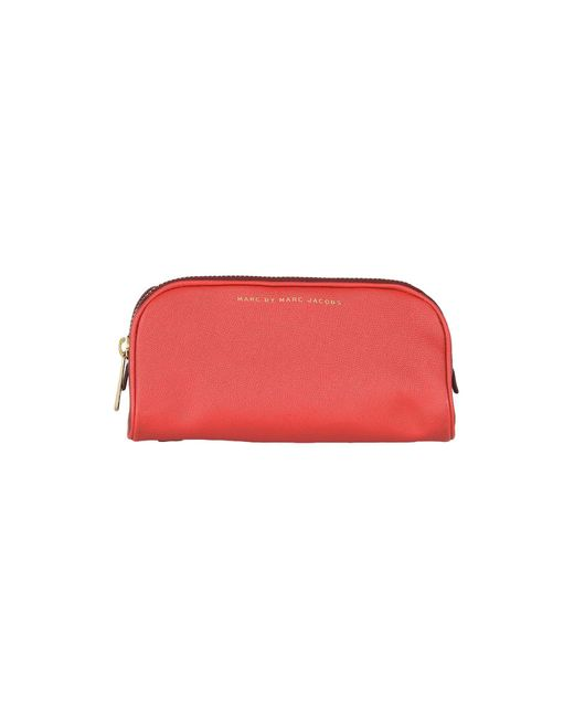 Marc By Marc Jacobs - Red Pencil Cases - Lyst
