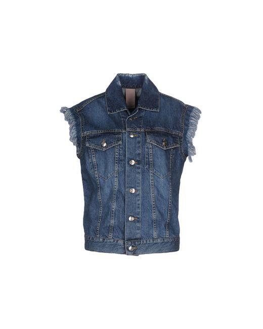 People - Blue (+) People Denim Outerwear - Lyst