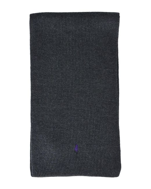 Polo Ralph Lauren - Gray Oblong Scarf for Men - Lyst