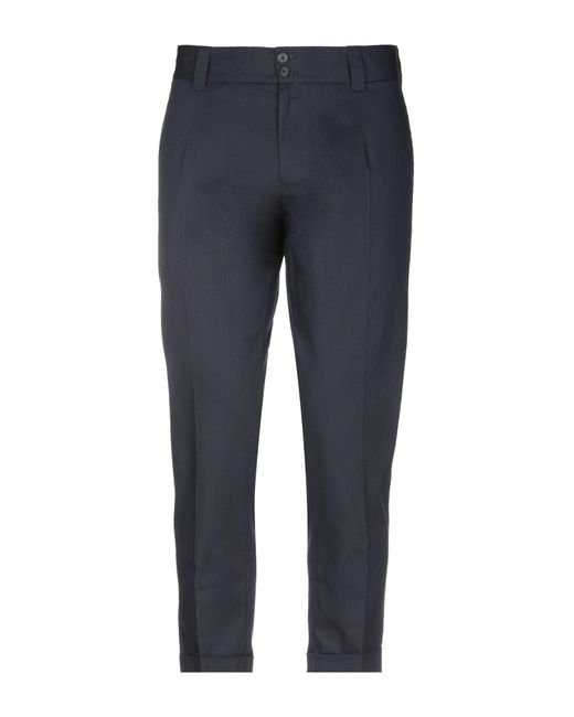 Dolce & Gabbana - Blue Casual Pants for Men - Lyst