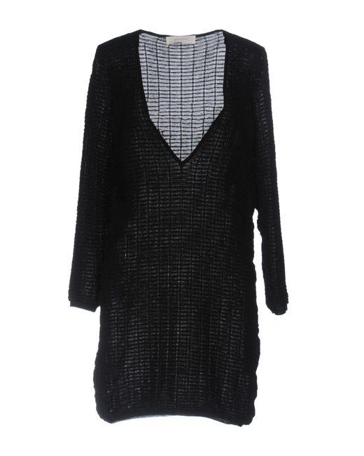 Mauro Grifoni - Black Short Dresses - Lyst