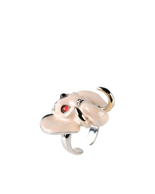 Roberto Cavalli - Pink Rings - Lyst