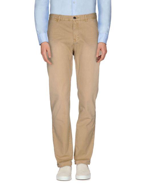 Scotch & Soda   Natural Casual Trouser for Men   Lyst