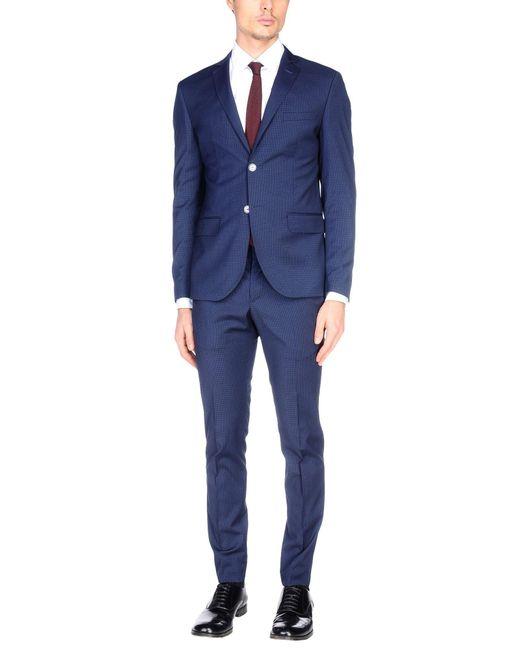Takeshy Kurosawa - Blue Suit for Men - Lyst