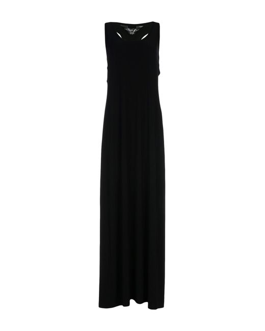 Kamalikulture | Black Long Dress | Lyst
