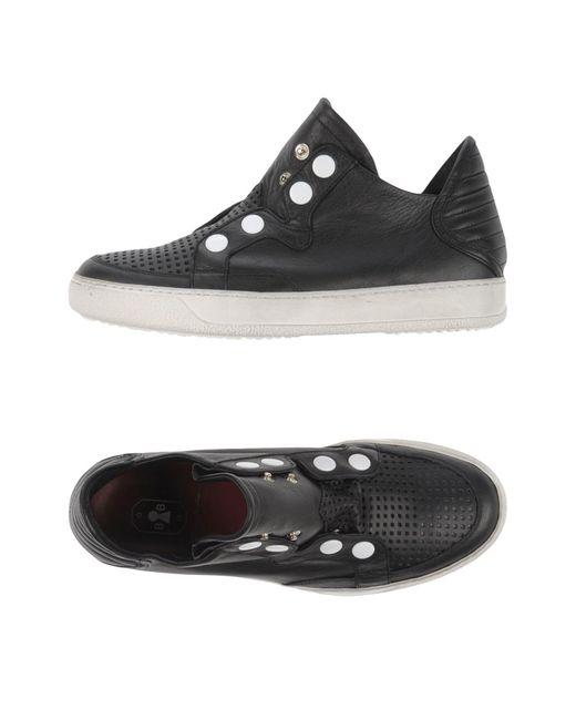 Bruno Bordese - Black Low-tops & Sneakers - Lyst