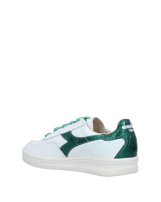 Women's Green Low tops & Sneakers