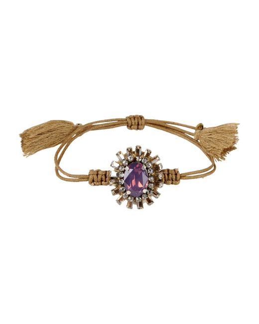 Deepa Gurnani - Multicolor Bracelet - Lyst