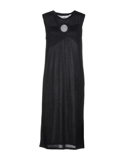 Cheap Monday - Black Knee-length Dress - Lyst