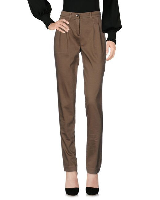 Fred Mello - Multicolor Casual Pants - Lyst