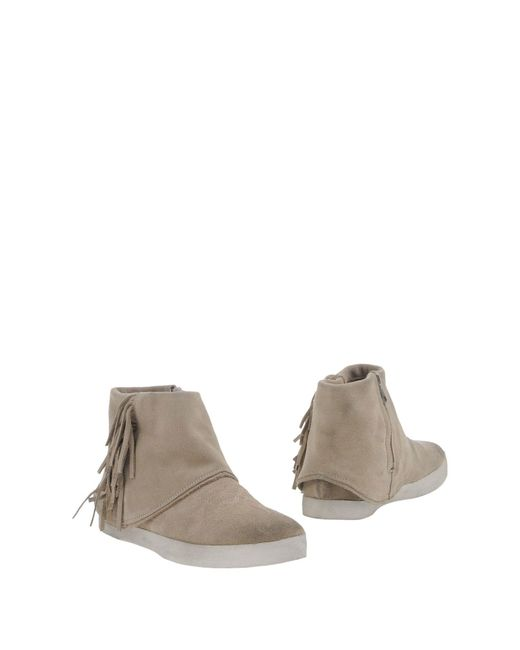Catarina Martins - Natural Ankle Boots - Lyst