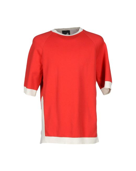 Jupiter - Red Jumper for Men - Lyst