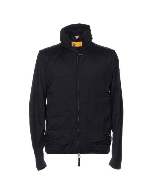 Parajumpers - Blue Jacket for Men - Lyst ...