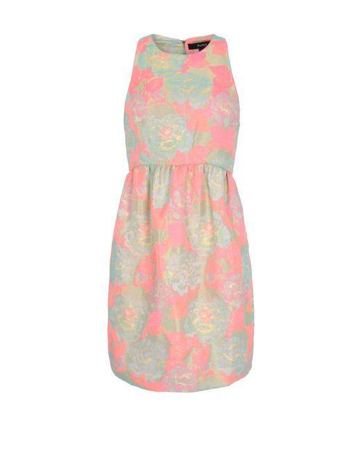 Suno | Green Short Dress | Lyst