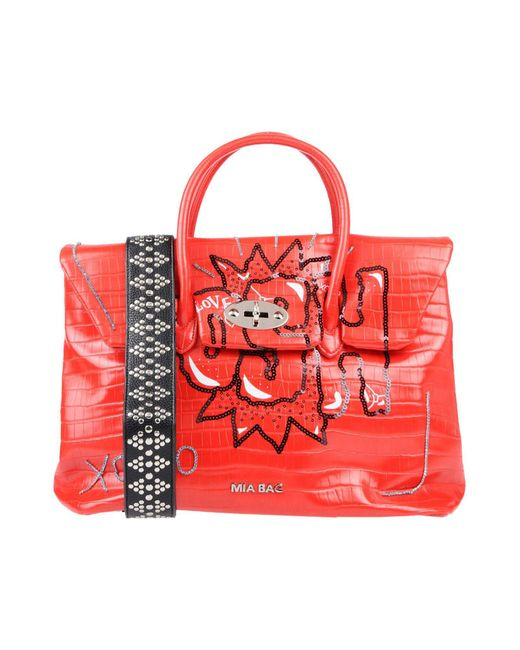 Mia Bag - Red Handbags - Lyst