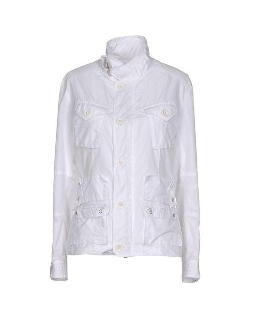 Ralph Lauren - White Jackets - Lyst