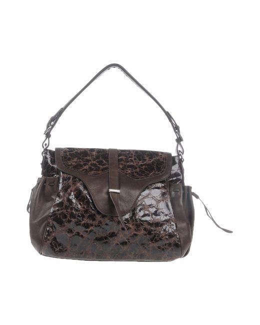 Tosca Blu - Brown Handbag - Lyst