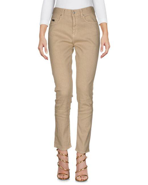 Gucci | Natural Denim Pants | Lyst