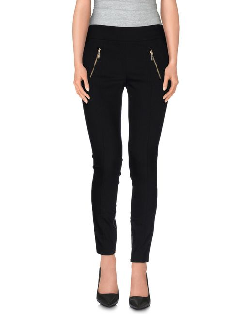 Guess | Black Casual Pants | Lyst