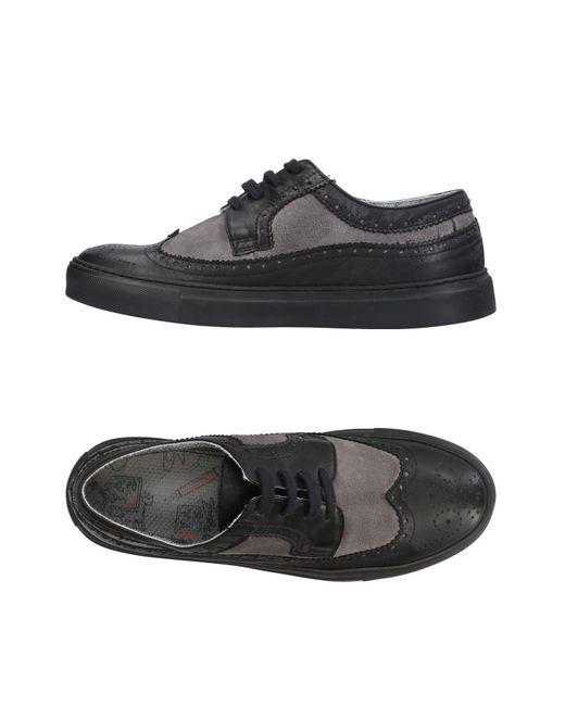 Yab - Black Lace-up Shoes for Men - Lyst