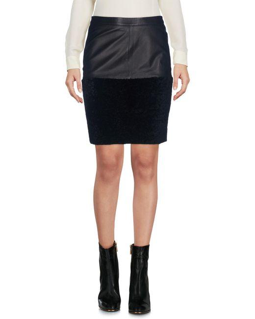 Muubaa | Black Mini Skirt | Lyst