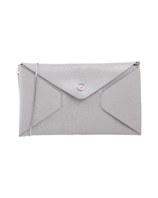 Pollini   Gray Handbag   Lyst