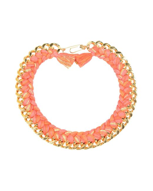 Aurelie Bidermann | Blue Necklace | Lyst