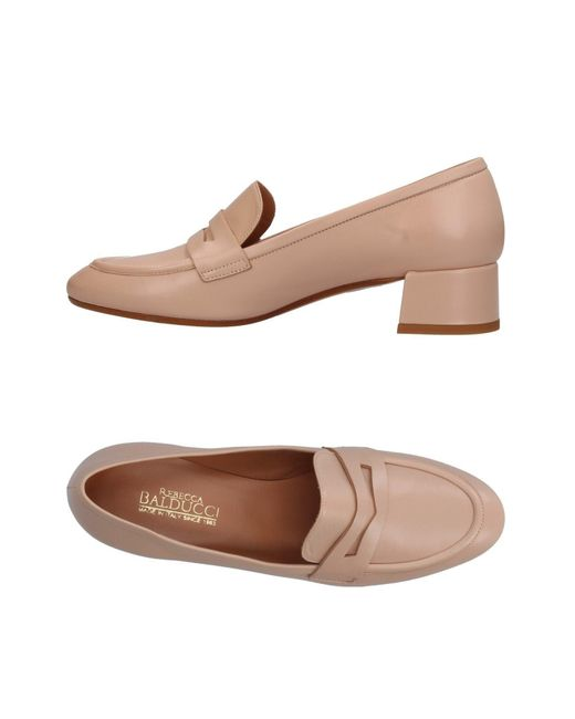 REBECCA BALDUCCI Multicolor Loafer