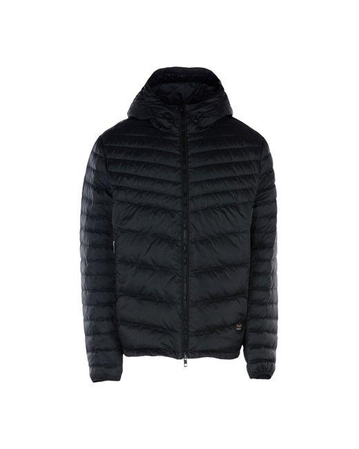 Rag & Bone - Black Down Jacket for Men - Lyst