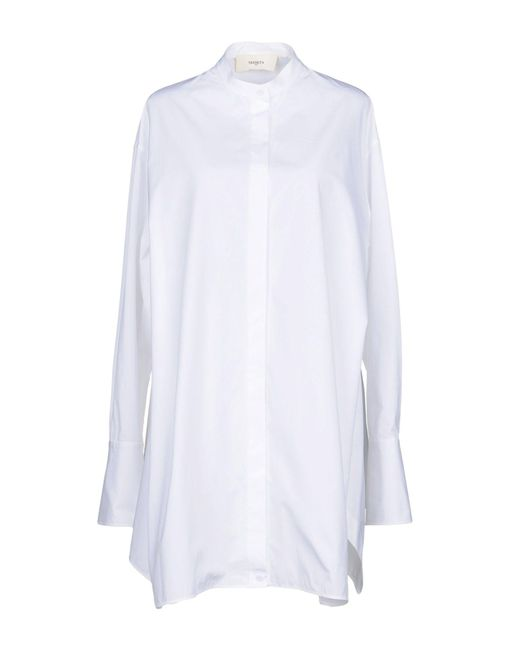 Ports 1961 - White Shirt - Lyst