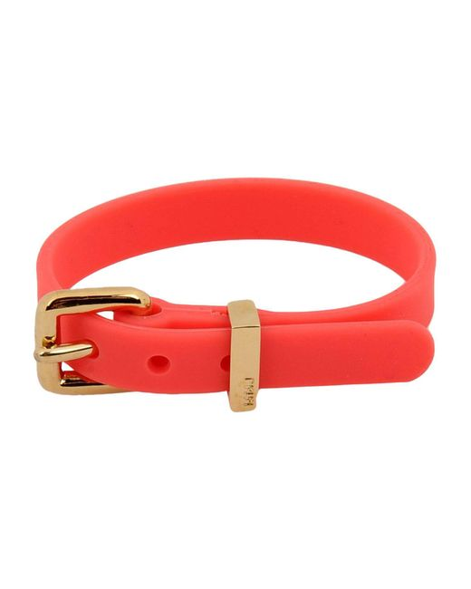 Marc By Marc Jacobs - Red Bracelets - Lyst
