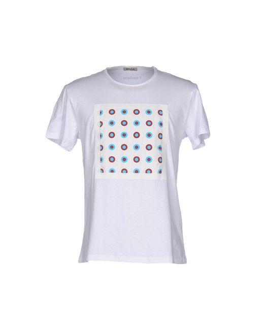 Roda - White T-shirt for Men - Lyst