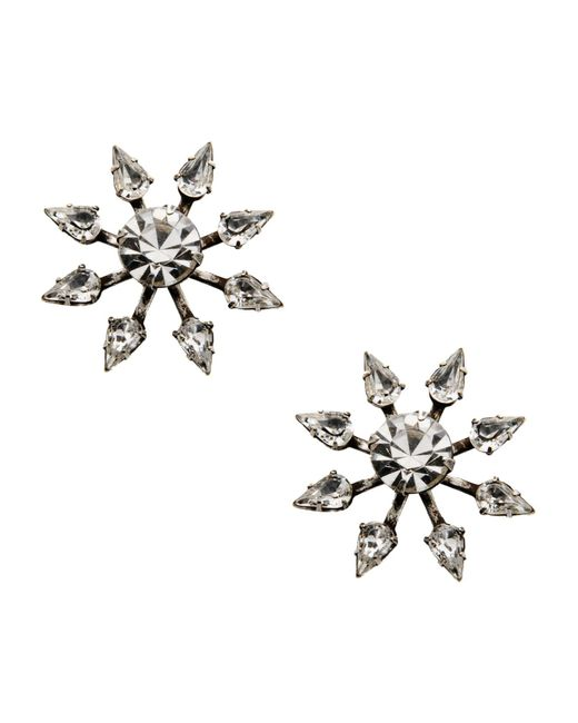 DANNIJO | Metallic Earrings | Lyst