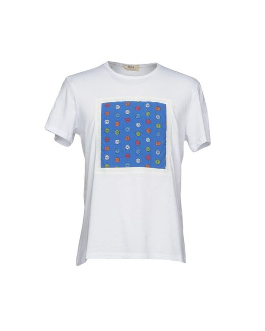 Roda At The Beach - White T-shirt for Men - Lyst