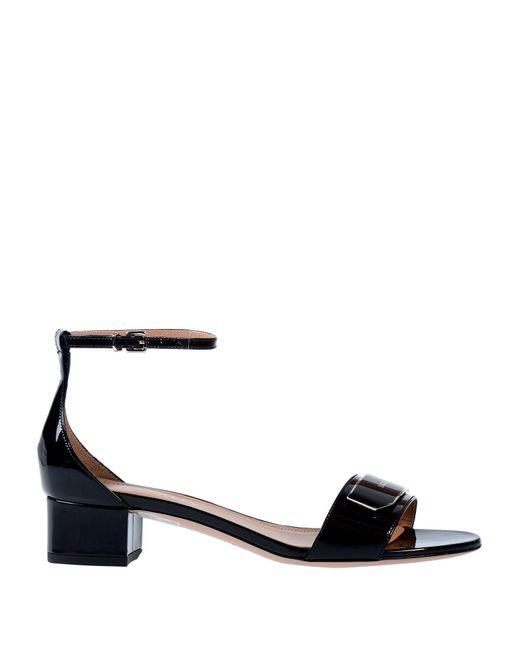 Bally - Sandals Women Black - Lyst