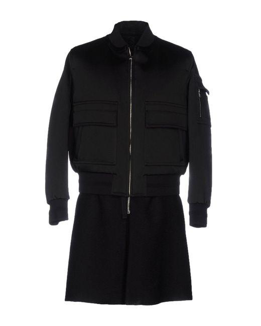 Neil Barrett Black Jacket for men