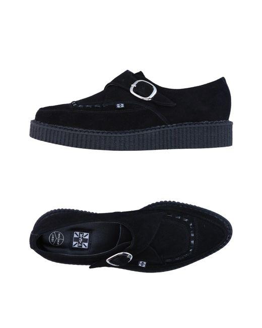 T.U.K.   Black Loafer   Lyst