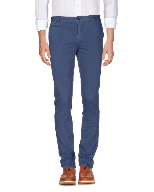 Paul & Joe - Blue Pantalon for Men - Lyst