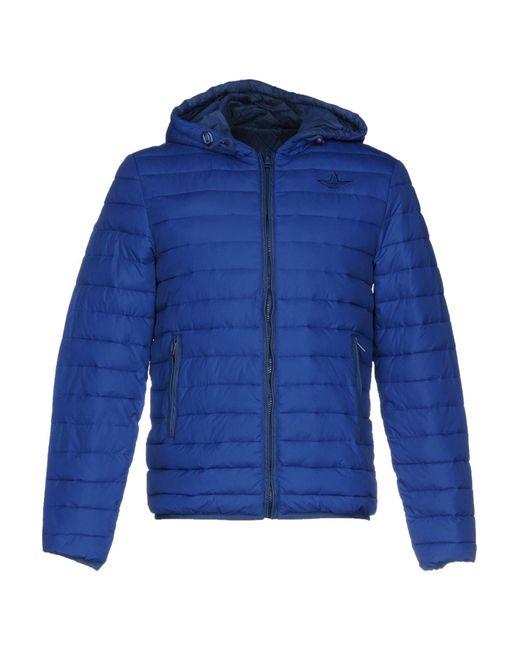Macchia J - Blue Jacket for Men - Lyst
