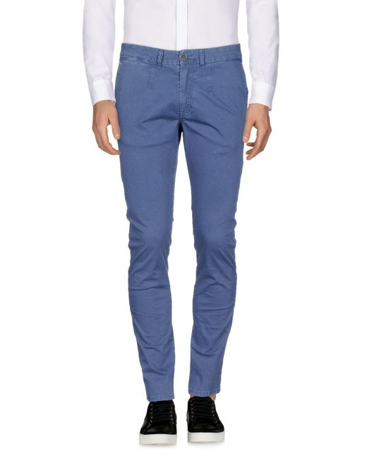 Jeordie's - Blue Casual Trouser for Men - Lyst
