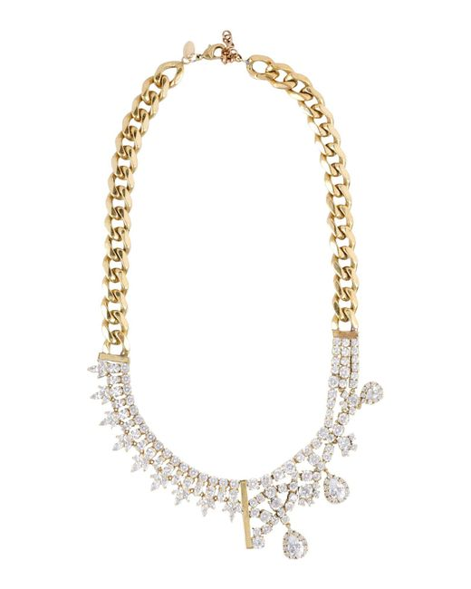 Iosselliani | Metallic Necklace | Lyst