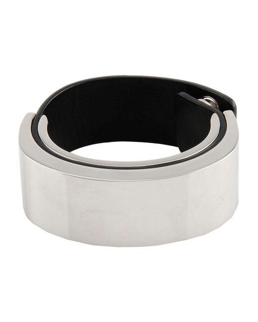 Jil Sander - Metallic Bracelet - Lyst