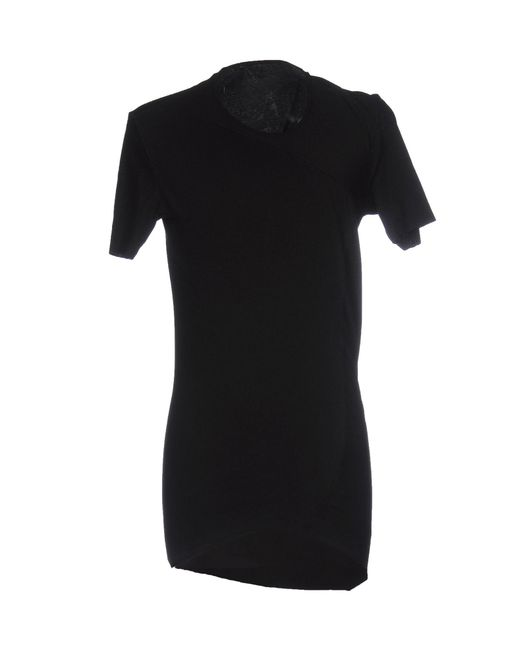 Lost & Found - Black T-shirt for Men - Lyst
