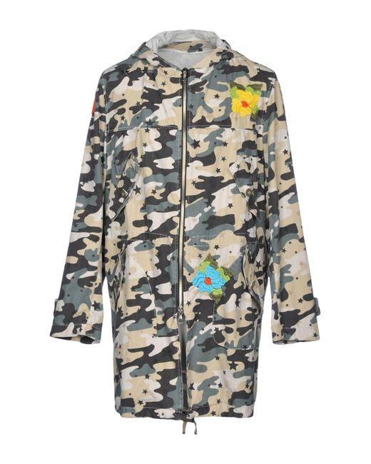 Saucony - Green Overcoats for Men - Lyst