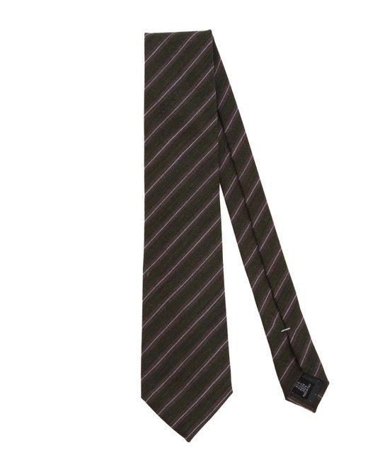 Gianfranco Ferré | Green Ties for Men | Lyst