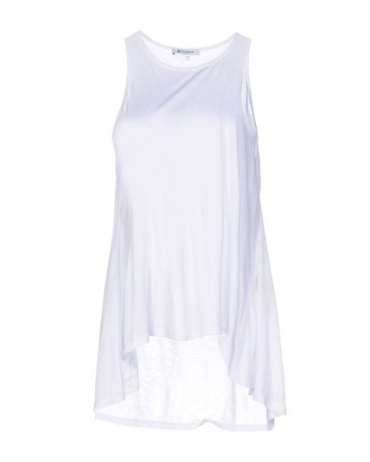 Dondup - White Vest - Lyst
