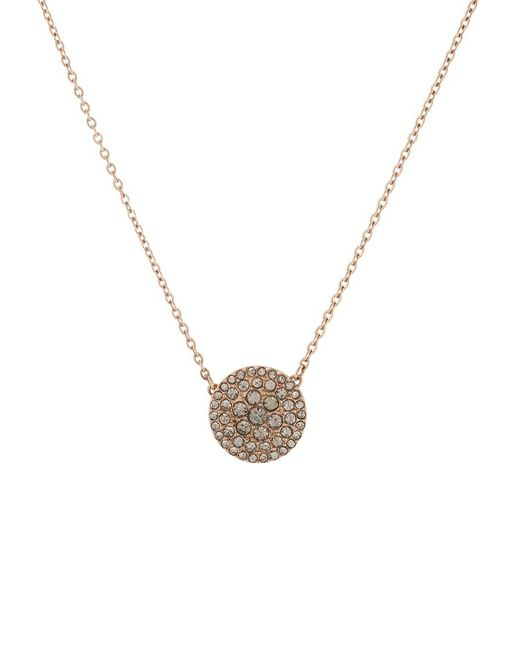 Fossil | Metallic Vintage Glitz Necklace | Lyst